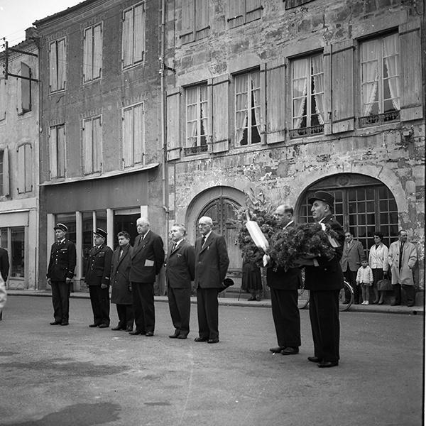 Commémoration Armistice à Nogaro