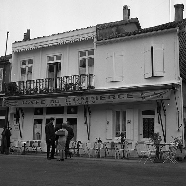 Café Dubrou à Nogaro