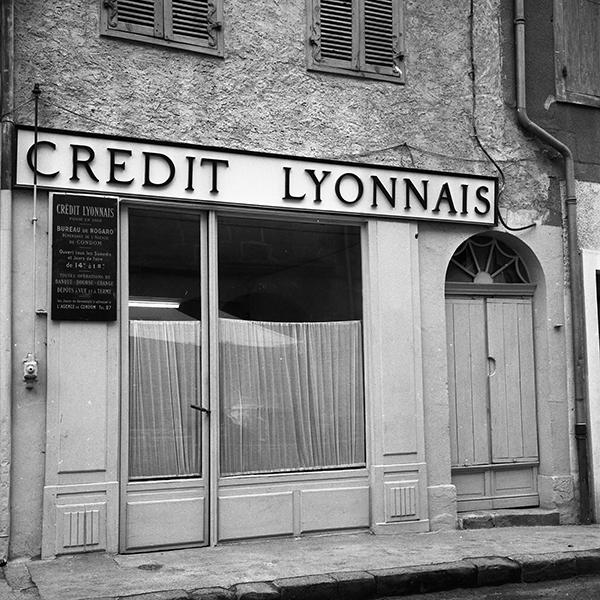 Crédit Lyonnais à Nogaro