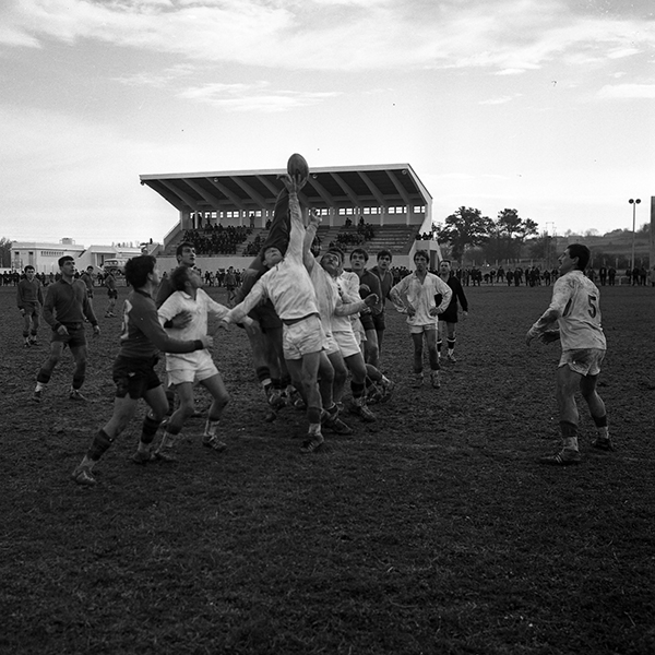 Nogaro/ S.A Condom, rugby. : Photographies prises à Nogaro.