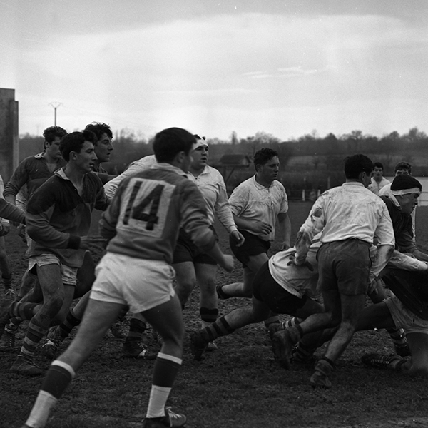 Nogaro/ Montfort, rugby. : Photographies prises à Nogaro.
