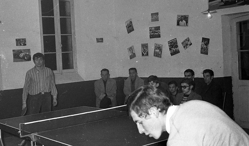 Tournoi de ping-pong Maison des jeunes