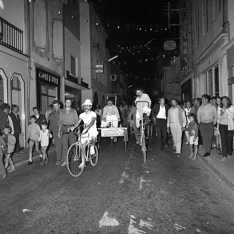Fête du 15 août 1970