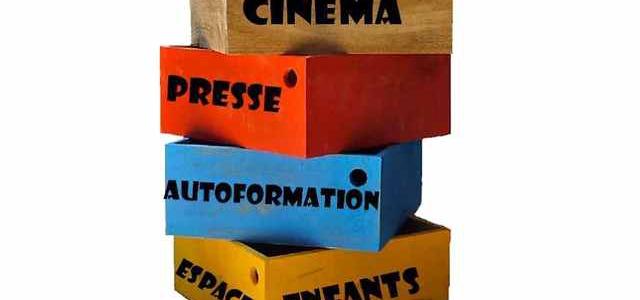 Presse, Cinéma, Autoformation, les ressources numériques vous attendent, connectez-vous !