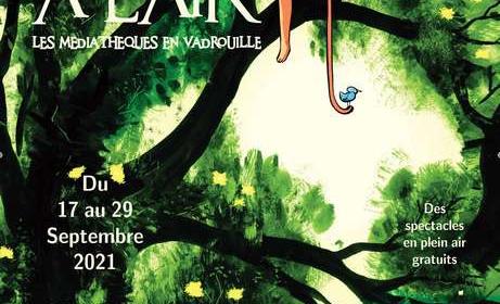 Dire et Lire à l'Air, 10ème édition !
