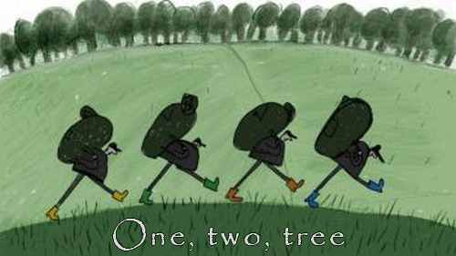 one-two-tree-titre