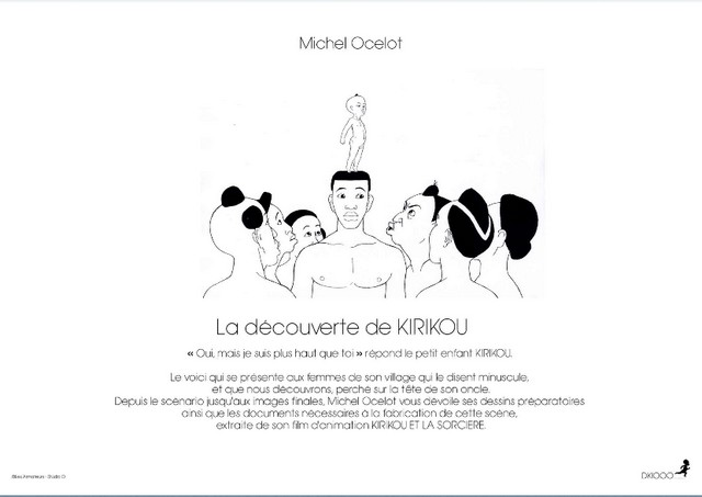 decouverte kirikou