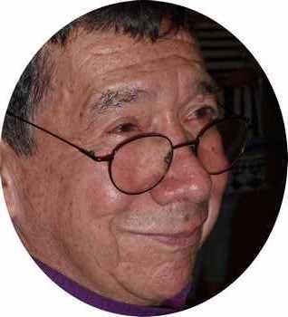 Evelio Cabrejo Parra portrait rond