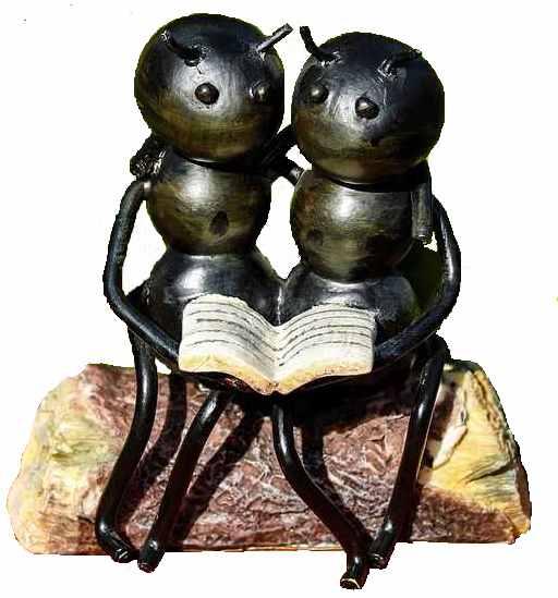 fourmis duo