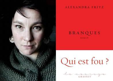 alexandra et son livre